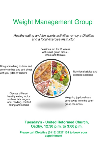 Weight Management Group