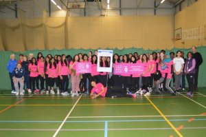Students get active for 'This Girl Can' event in Leicester