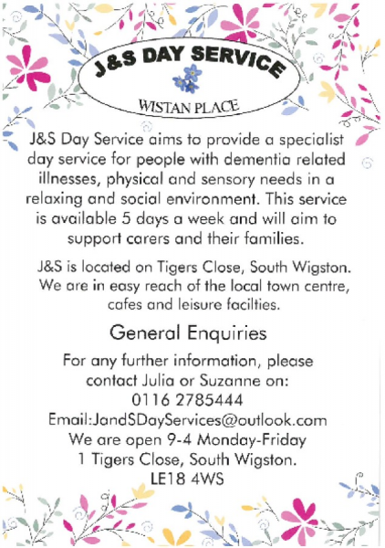 J & S Day Services