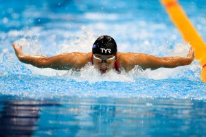 Para-swimming champions set to compete in Manchester