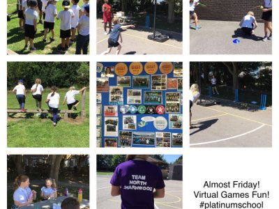 "Over 3,000 young people come together ""virtually"" to compete in our first School Games Virtual Summer Championships!"